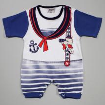 Песочник синий для малышей маленький моряк