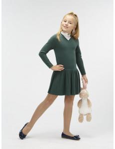 """Колготки для девочек капроновые светло-бежевого цвета """"OLA"""""""