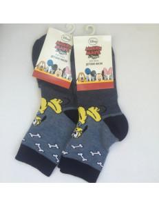 Носки синие для мальчиков дисней Pluto
